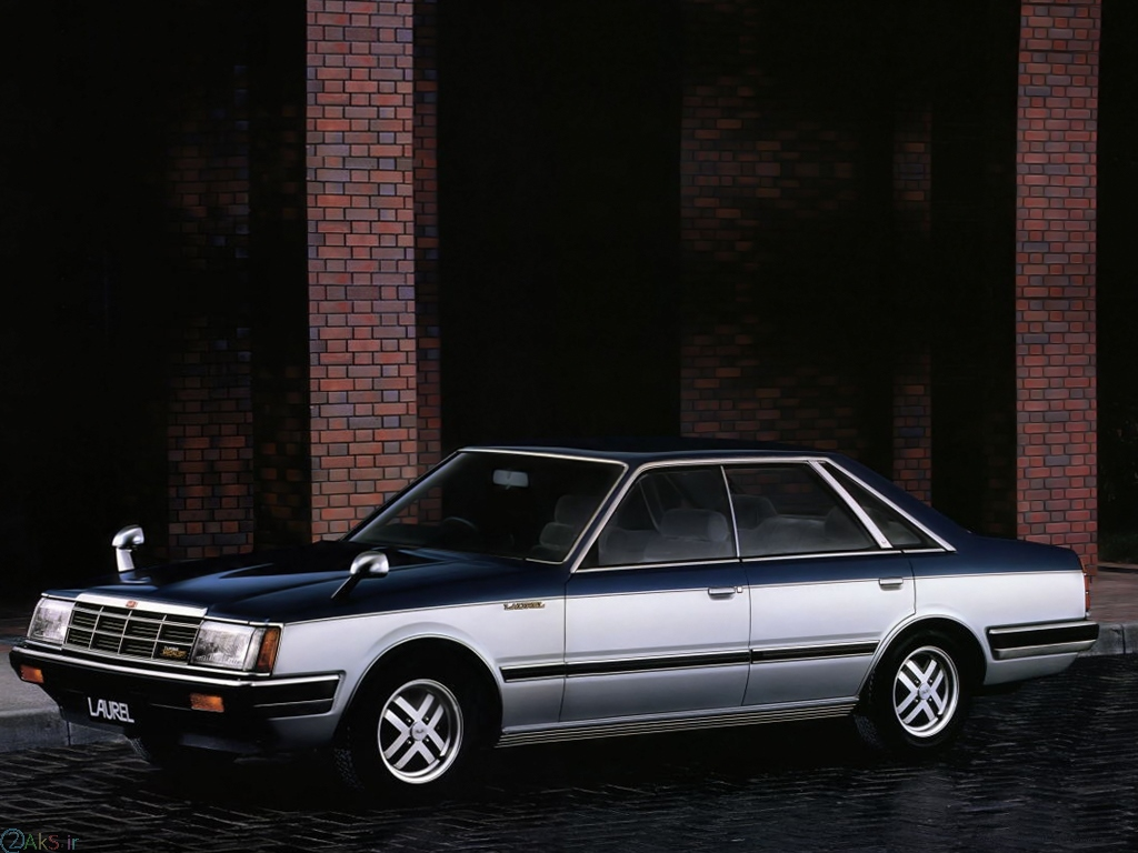 تصاویر Nissan Laurel