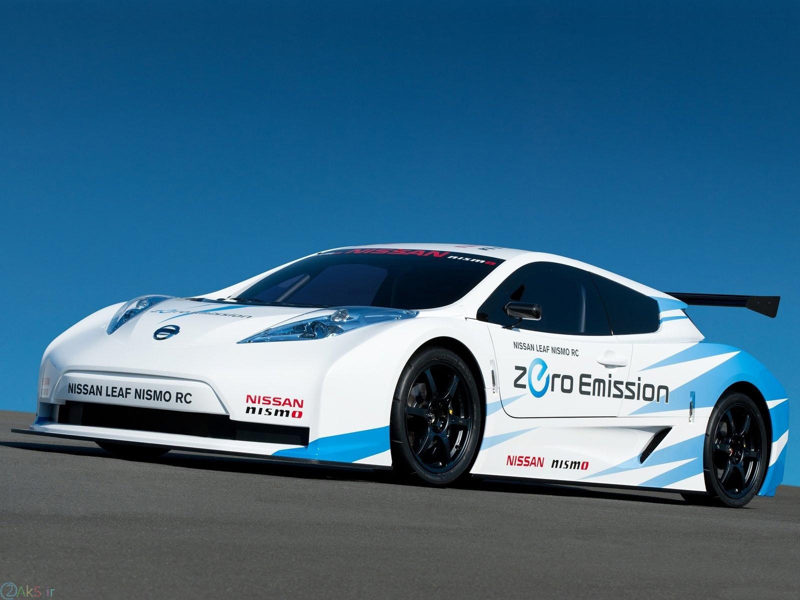 تصاویر Nissan Leaf Nismo RC Concept