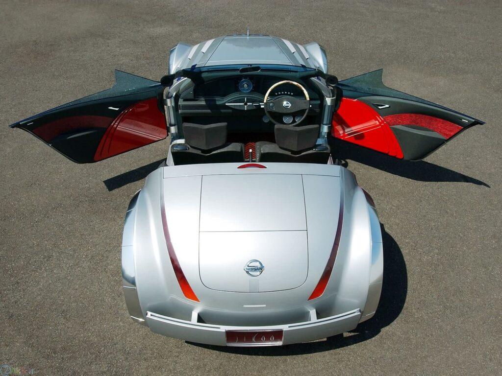 تصویر Nissan Jikoo