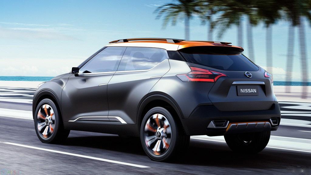 تصویر Nissan Kicks