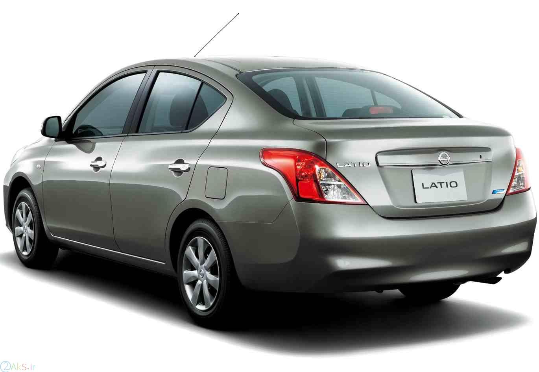 تصویر Nissan Latio