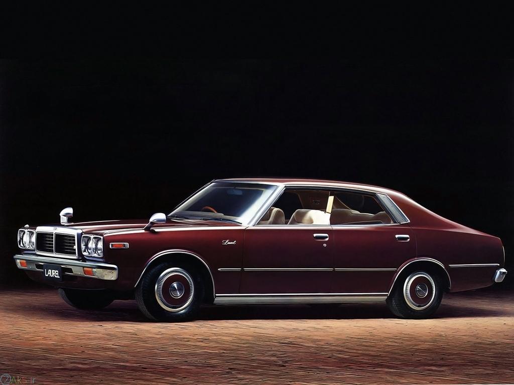 تصویر Nissan Laurel