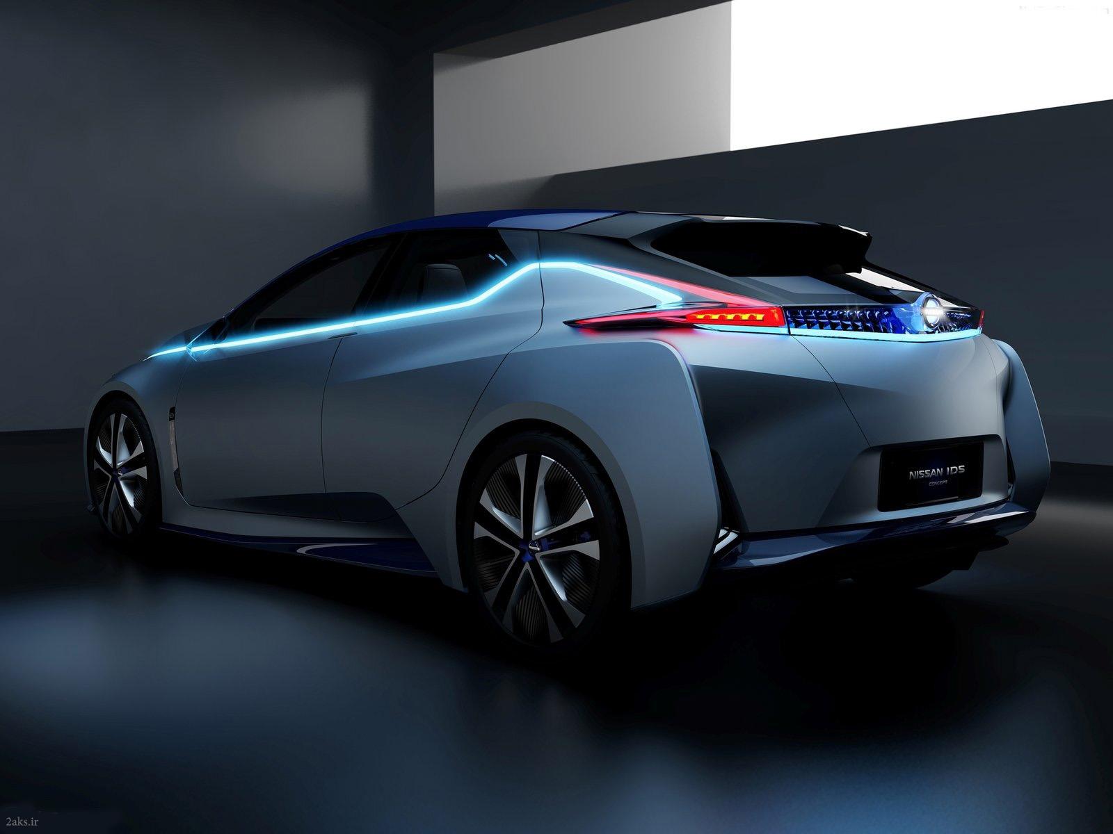 دانلود عکس اتومبیل IDS Concept