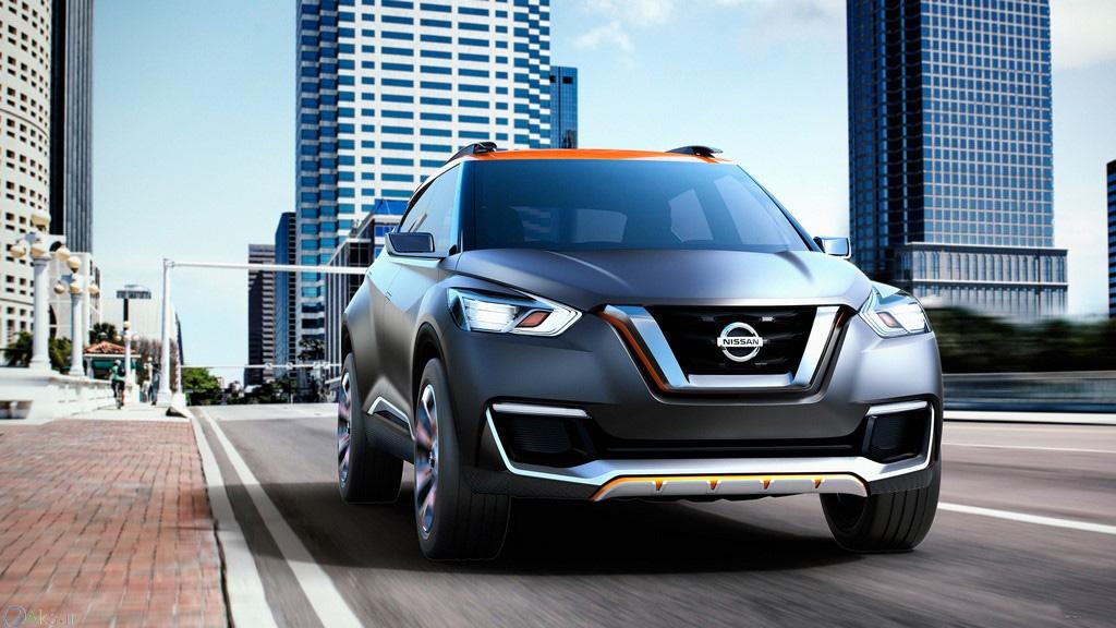 دانلود عکس ماشین Nissan Kicks