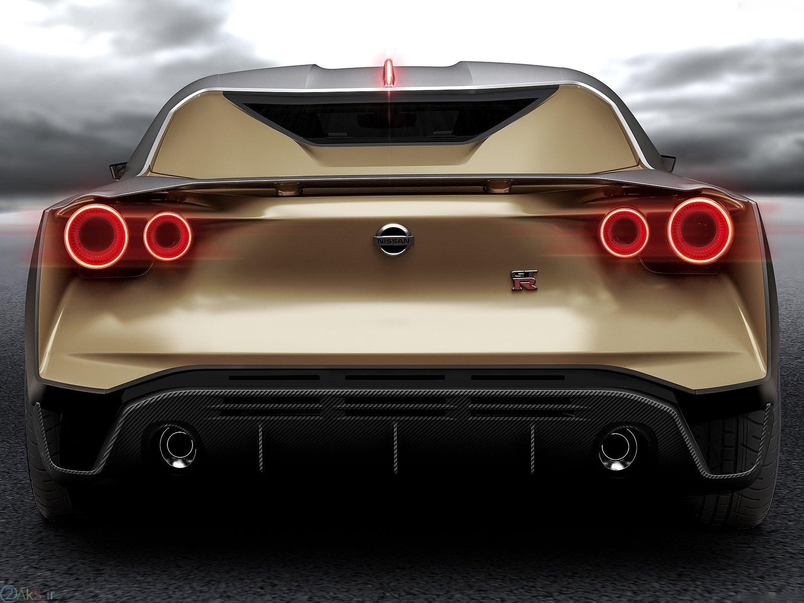 دانلود عکس GT-R50 by Italdesign