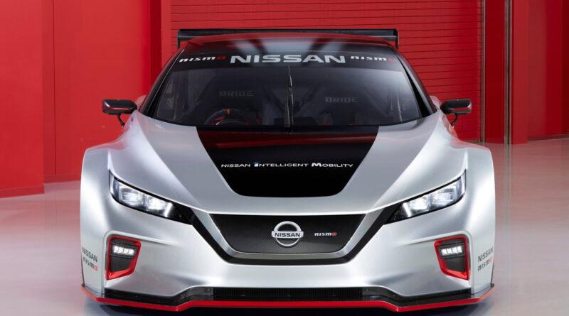 دانلود عکس Nissan Leaf Nismo RC Concept