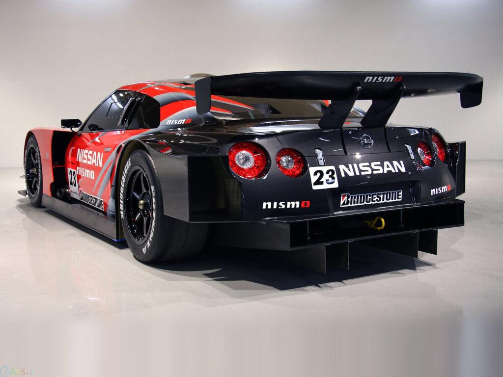 عکس GT-R GT500
