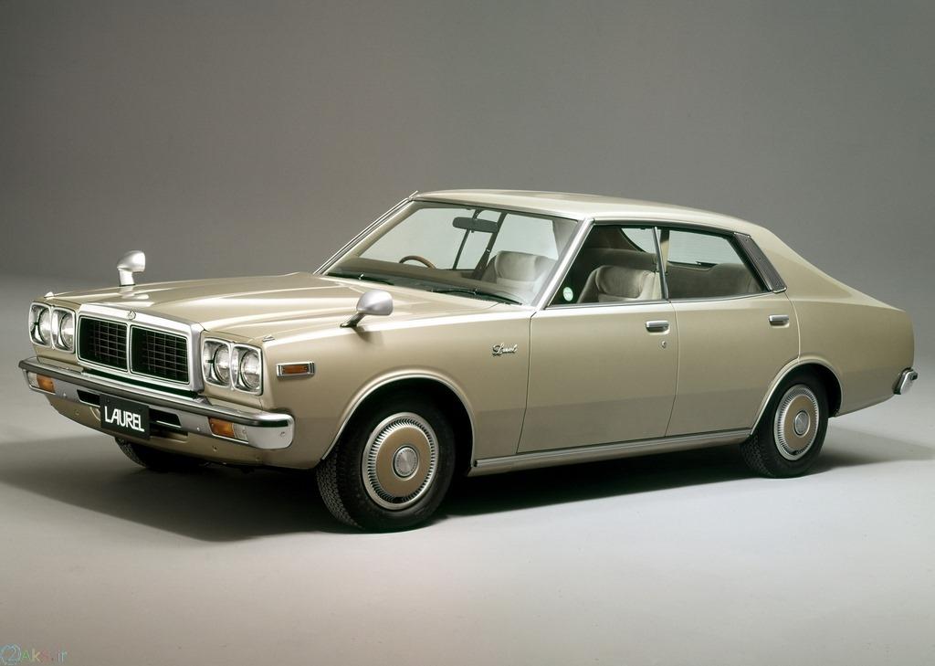 عکس Nissan Laurel