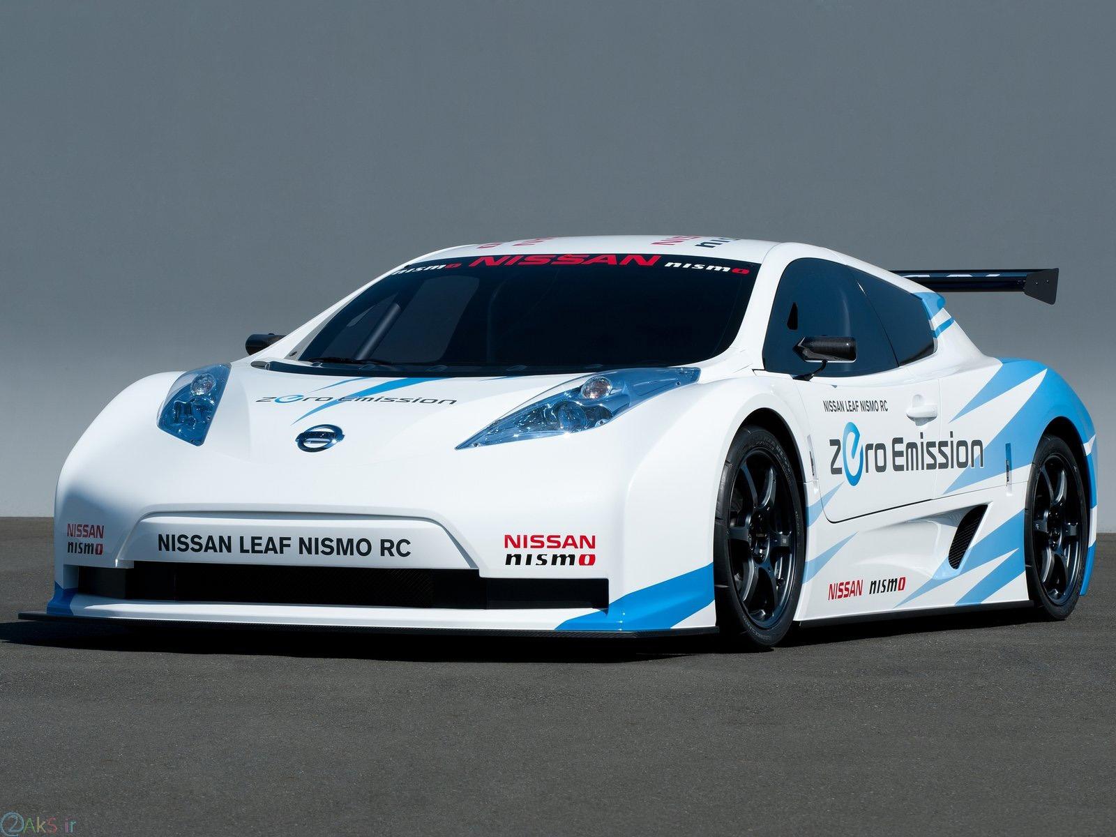 عکس Nissan Leaf Nismo RC Concept