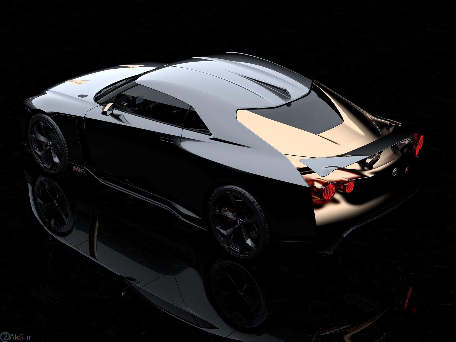 ماشین GT-R50 by Italdesign