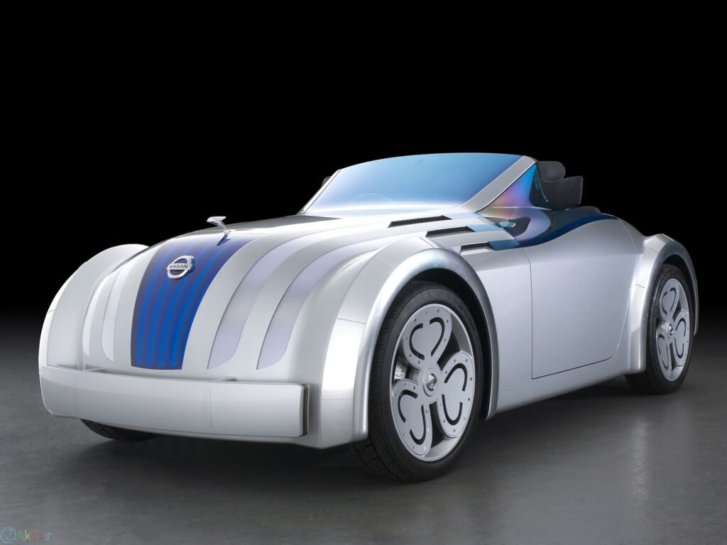 ماشین Nissan Jikoo