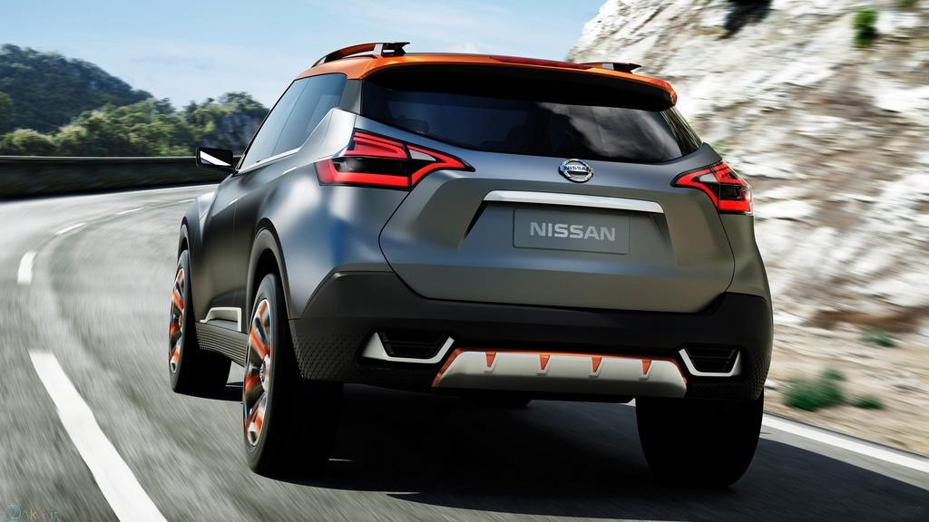 ماشین Nissan Kicks
