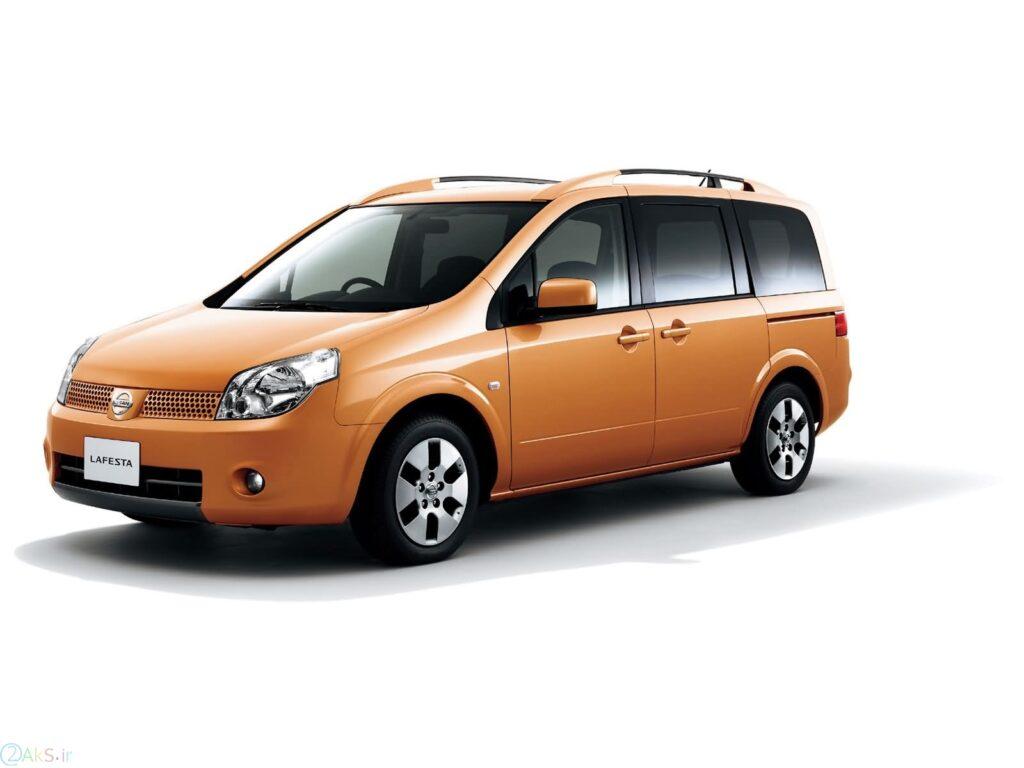 ماشین Nissan Lafesta
