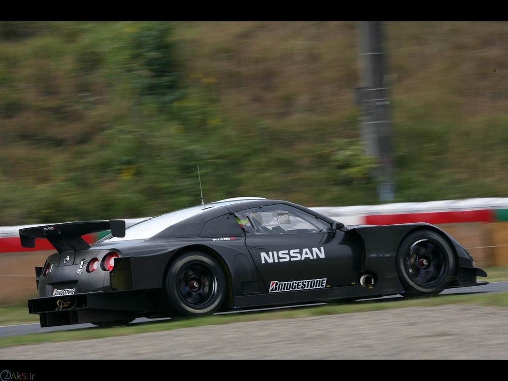 GT-R GT500 سرعتی