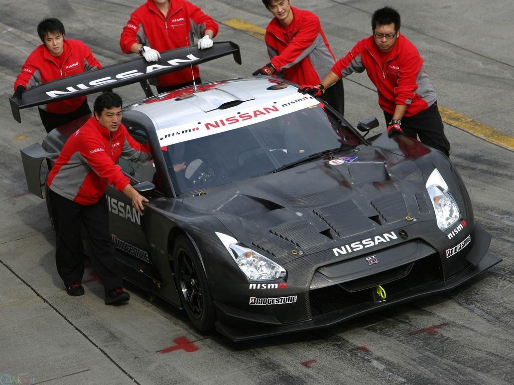 GT-R GT500 مسابقه ای