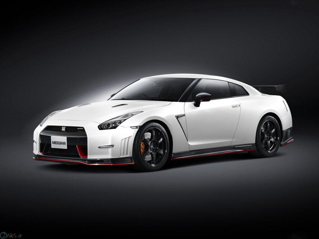 GT-R Nismo سفید