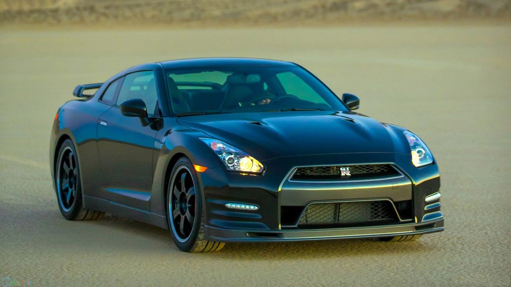 GT-R Track Pack مشکی