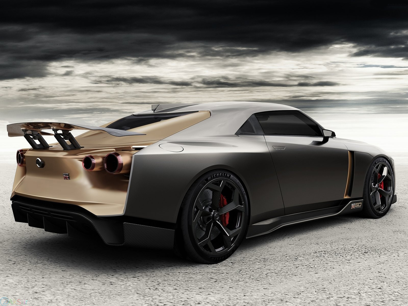GT-R50 by Italdesign زیبا