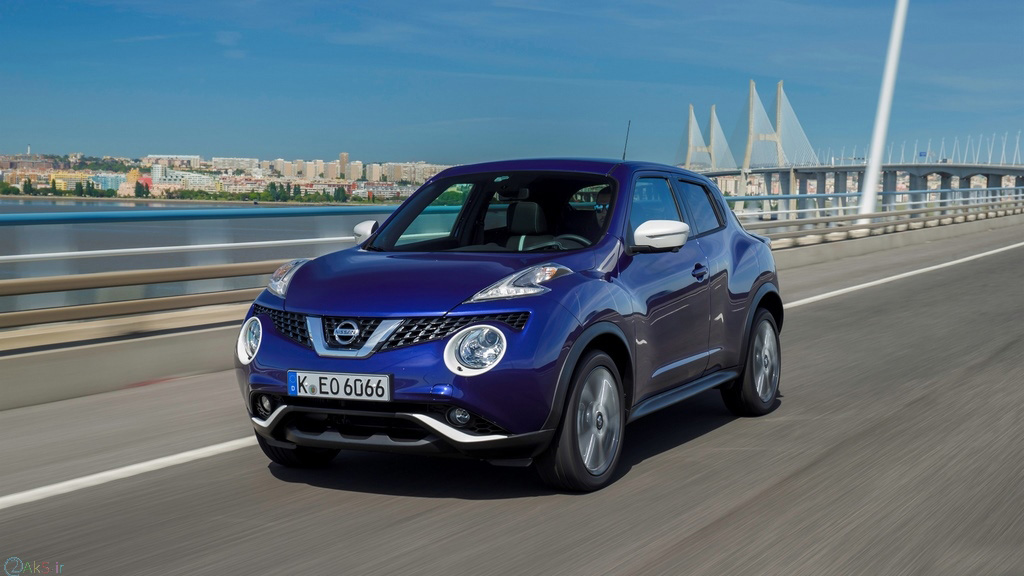 Nissan Juke آبی