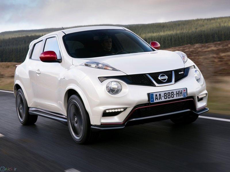 Nissan Juke سفید