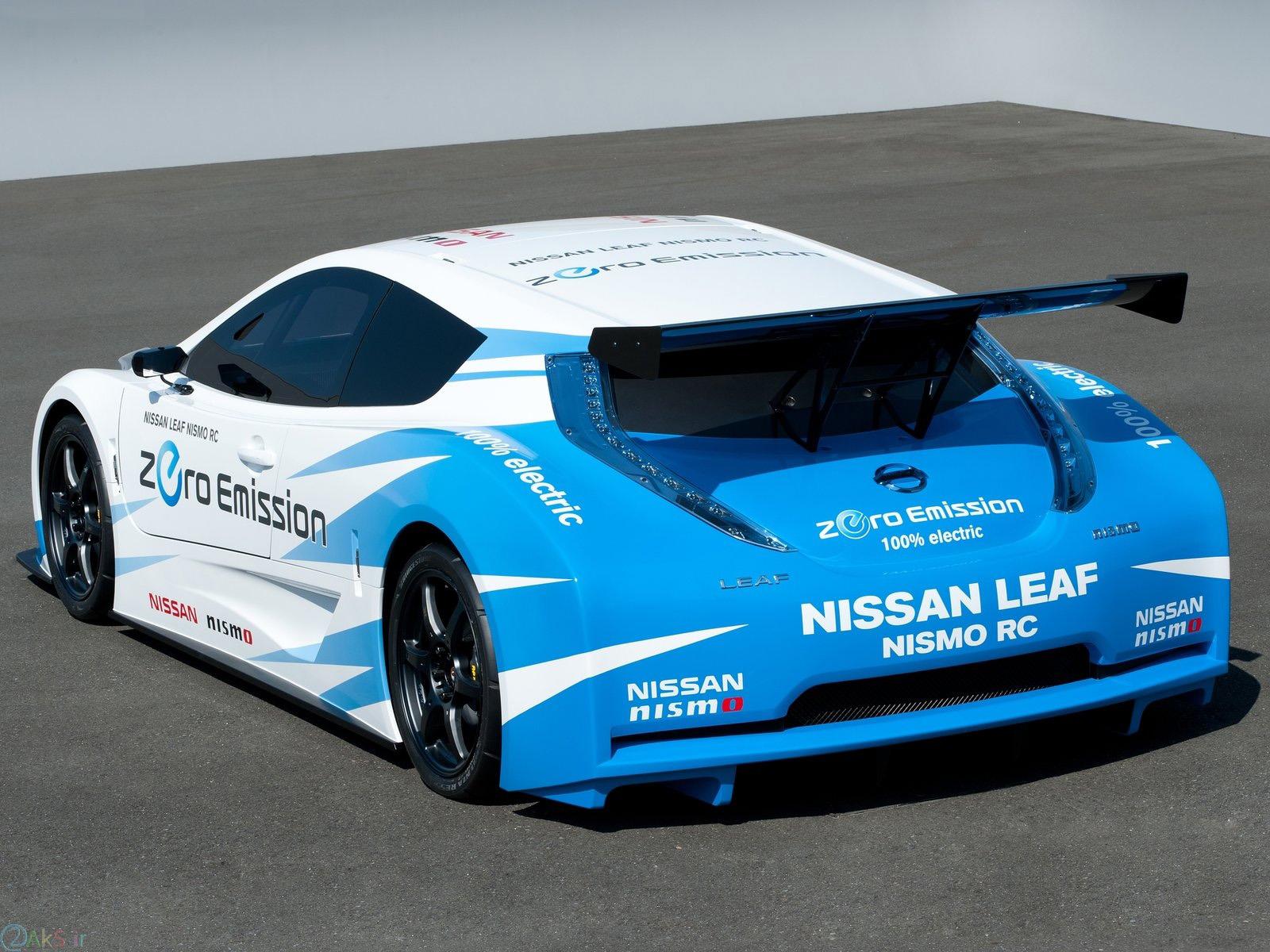 Nissan Leaf Nismo RC Concept