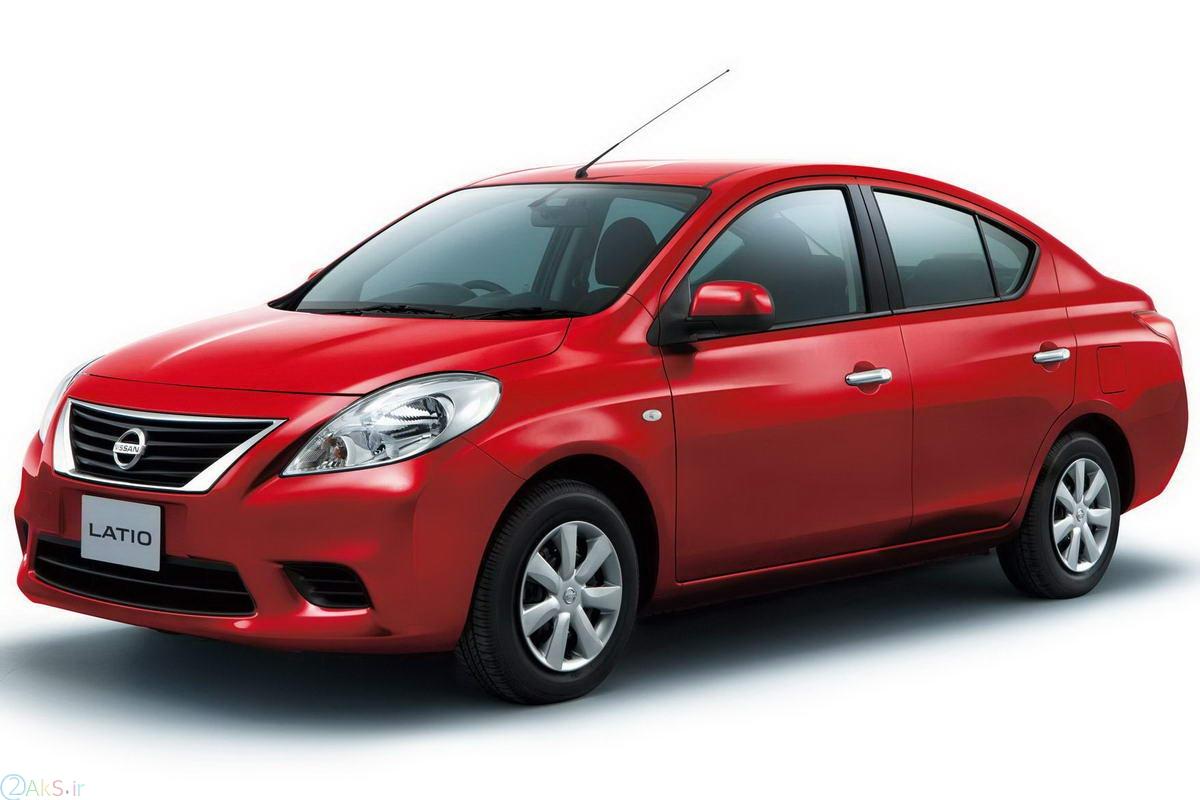 u;s Nissan Latio