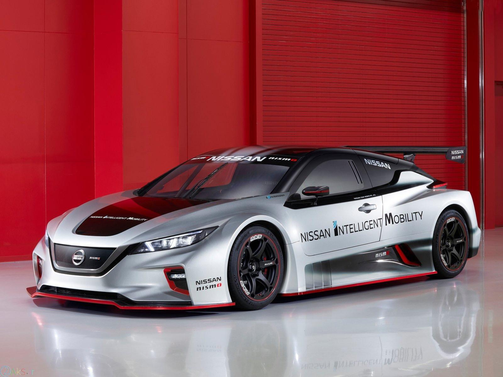 u;s Nissan Leaf Nismo RC Concept