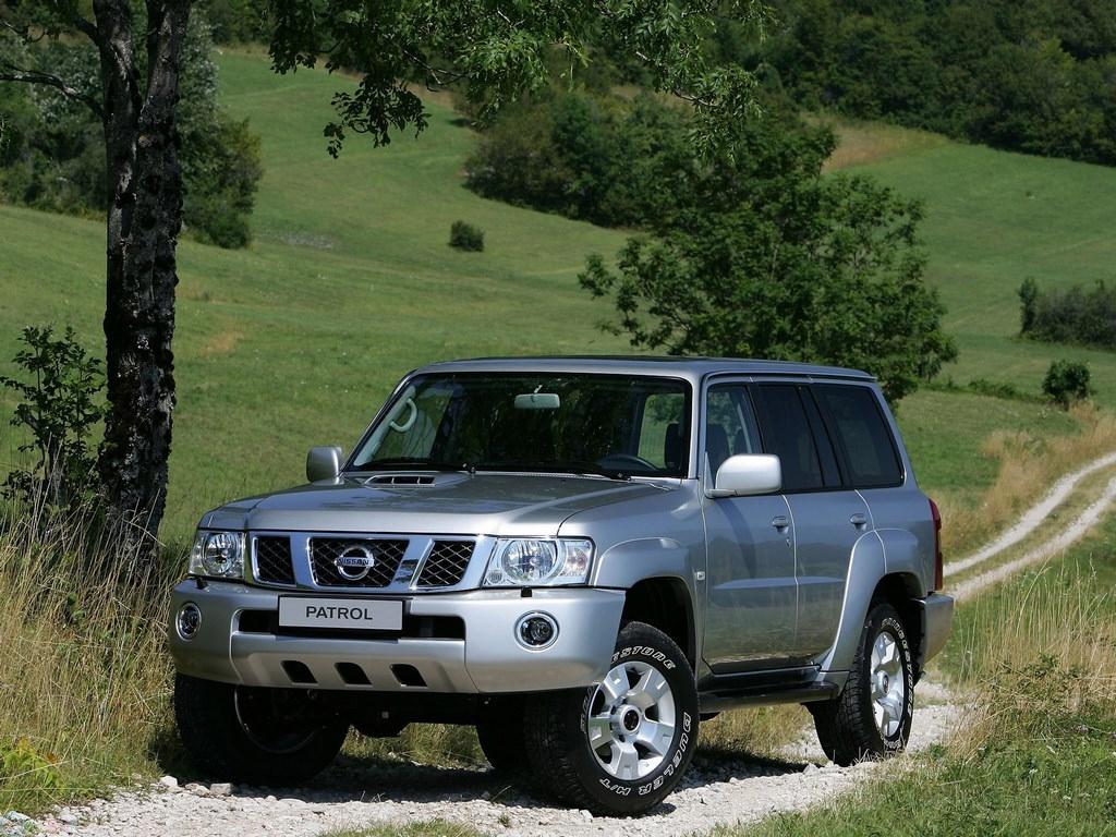اتومبیل Nissan Patrol