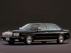 اتومبیل Nissan President