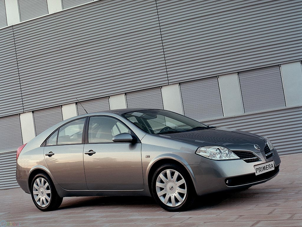 اتومبیل Nissan Primera