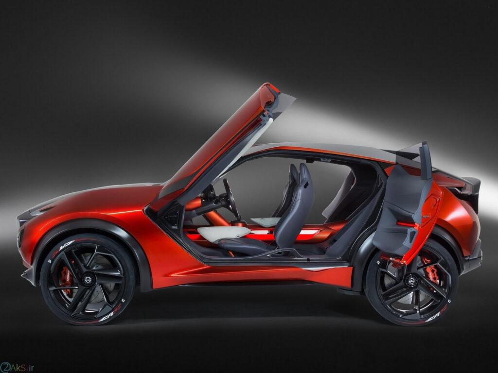 اتومبیل Nissan SUV Gripz