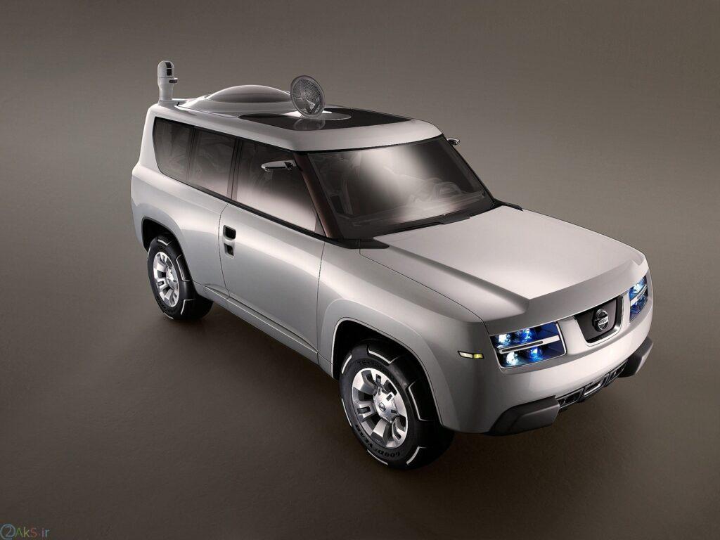 اتومبیل Nissan Terranaut