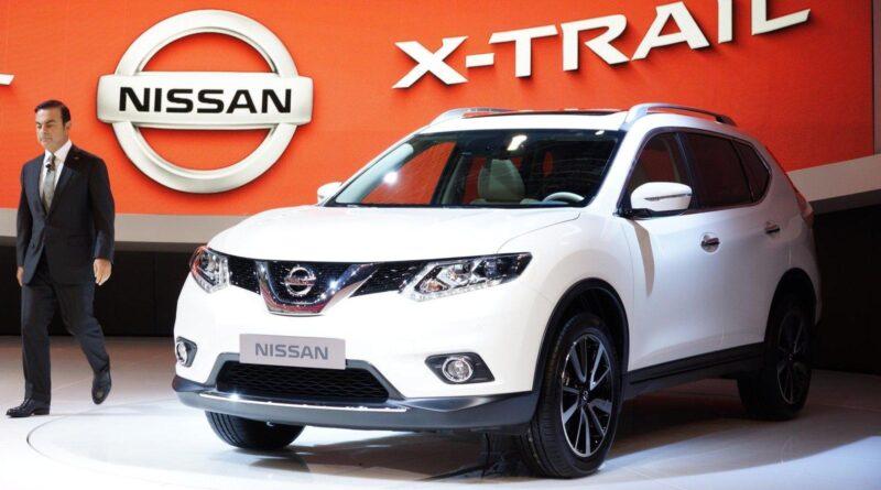 اتومبیل Nissan X-Trail