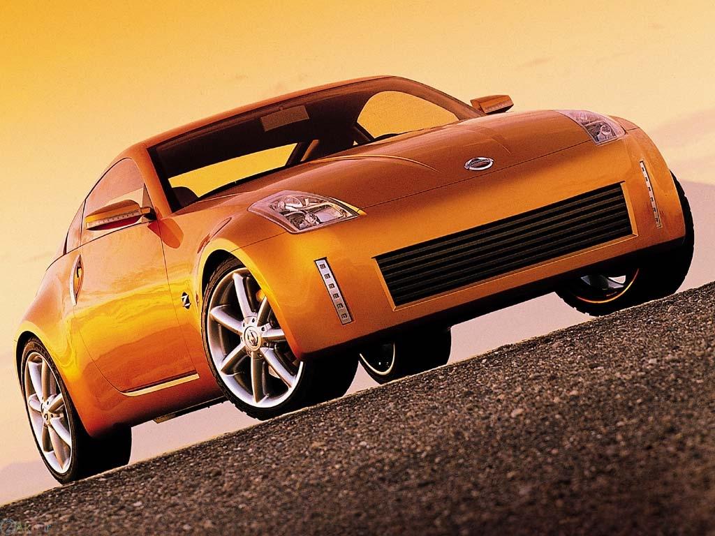 اتومبیل Nissan Z Concept