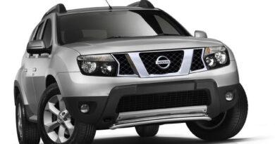 20 Nissan Terrano