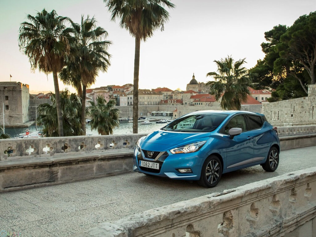 تصاویر Nissan Micra