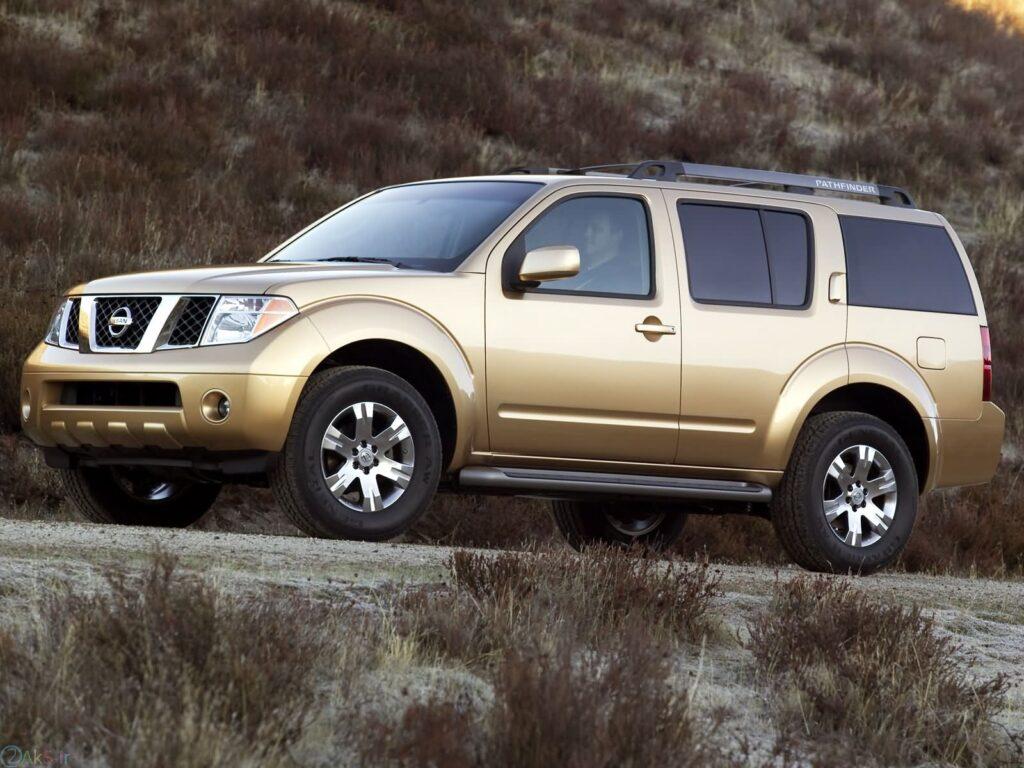 تصاویر Nissan Pathfinder