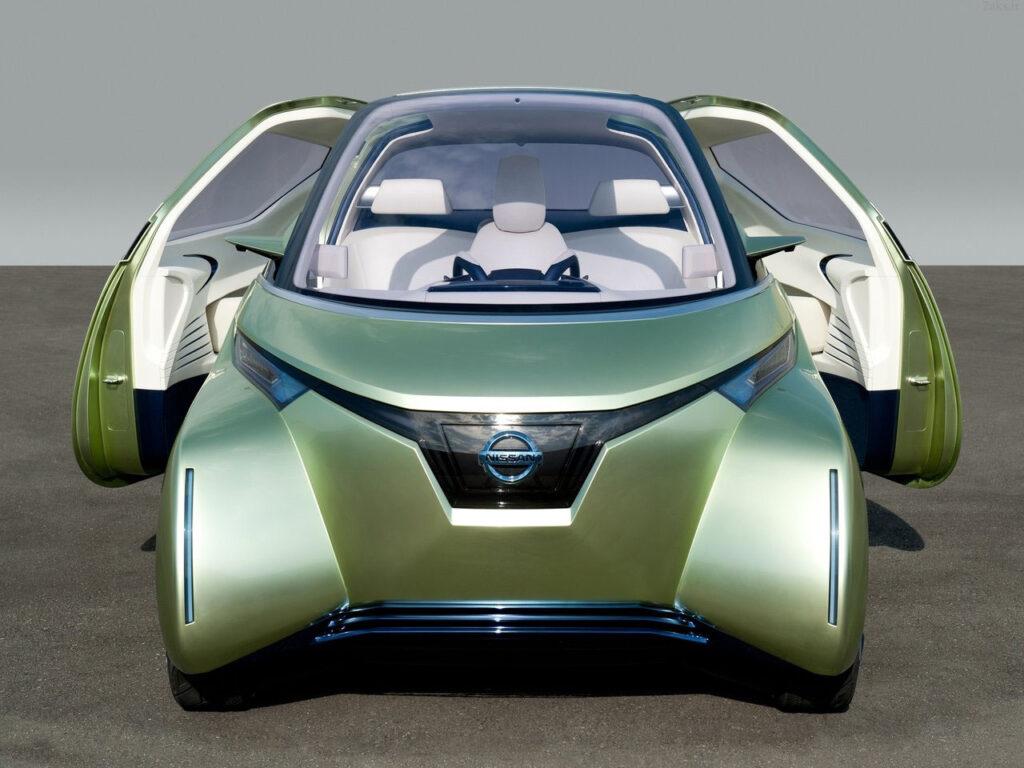 تصاویر Nissan Pivo 3