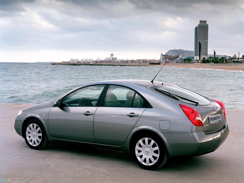 تصاویر Nissan Primera