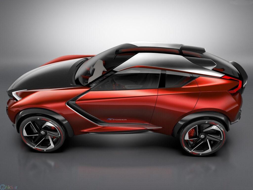 تصاویر Nissan SUV Gripz