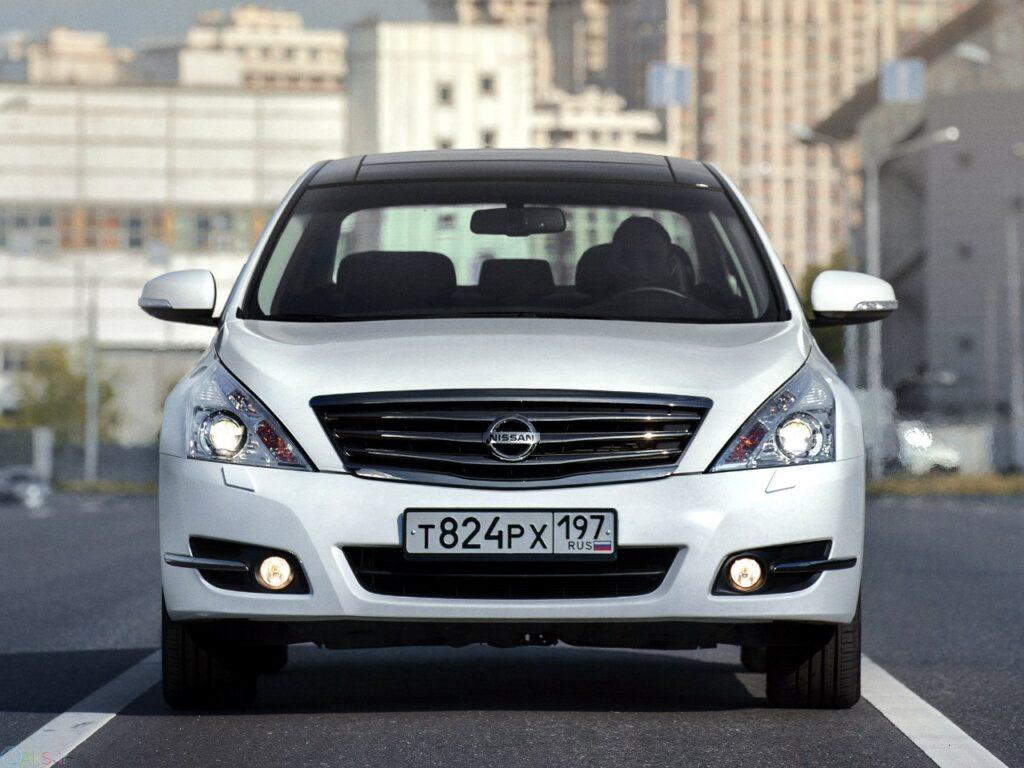 تصاویر Nissan Teana