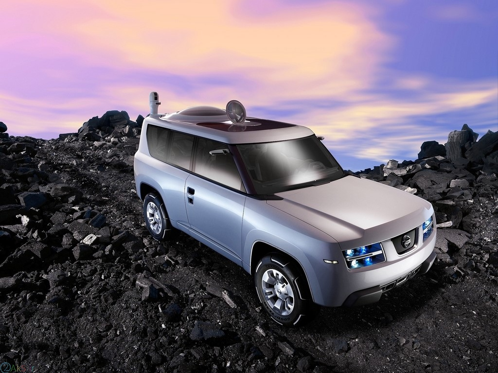 تصاویر Nissan Terranaut