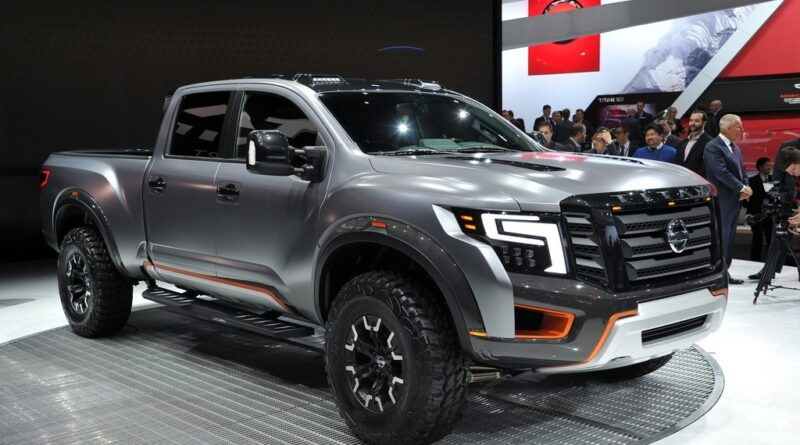 تصاویر Nissan Titan