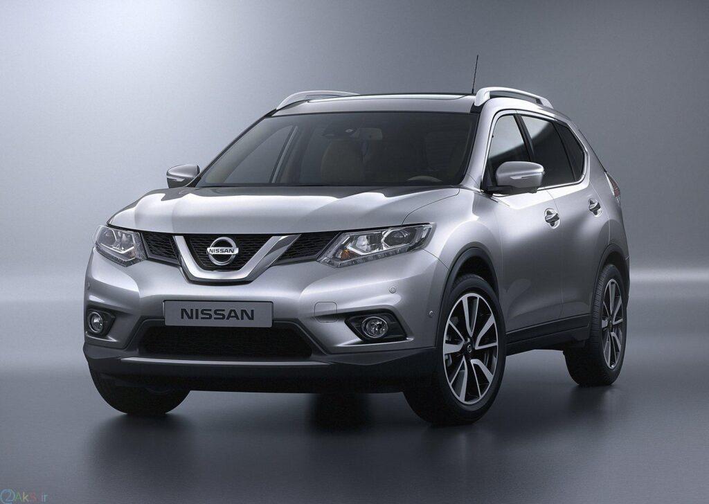تصاویر Nissan X-Trail