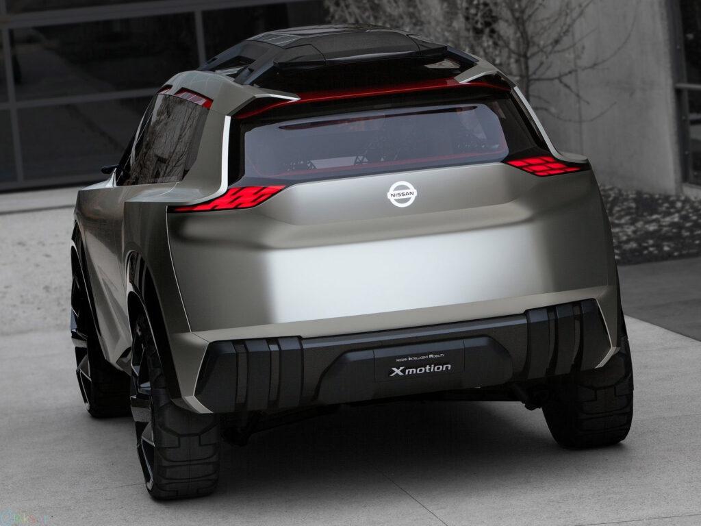 تصاویر Nissan Xmotion