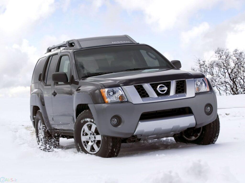 تصاویر Nissan Xterra