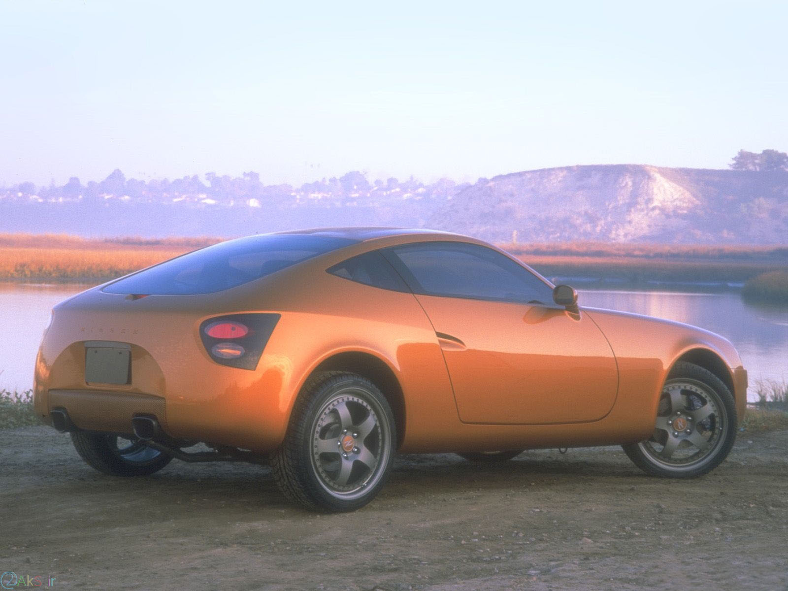 تصاویر Nissan Z Concept