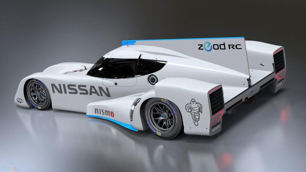 تصاویر Nissan ZEOD RC