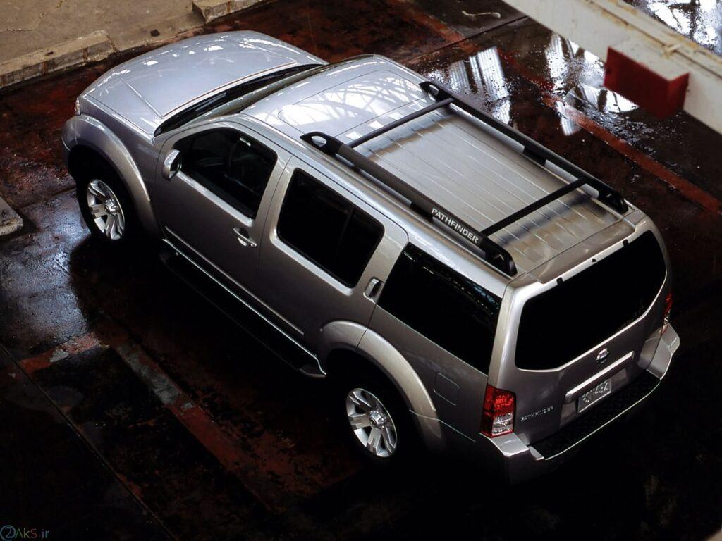 تصویر Nissan Pathfinder