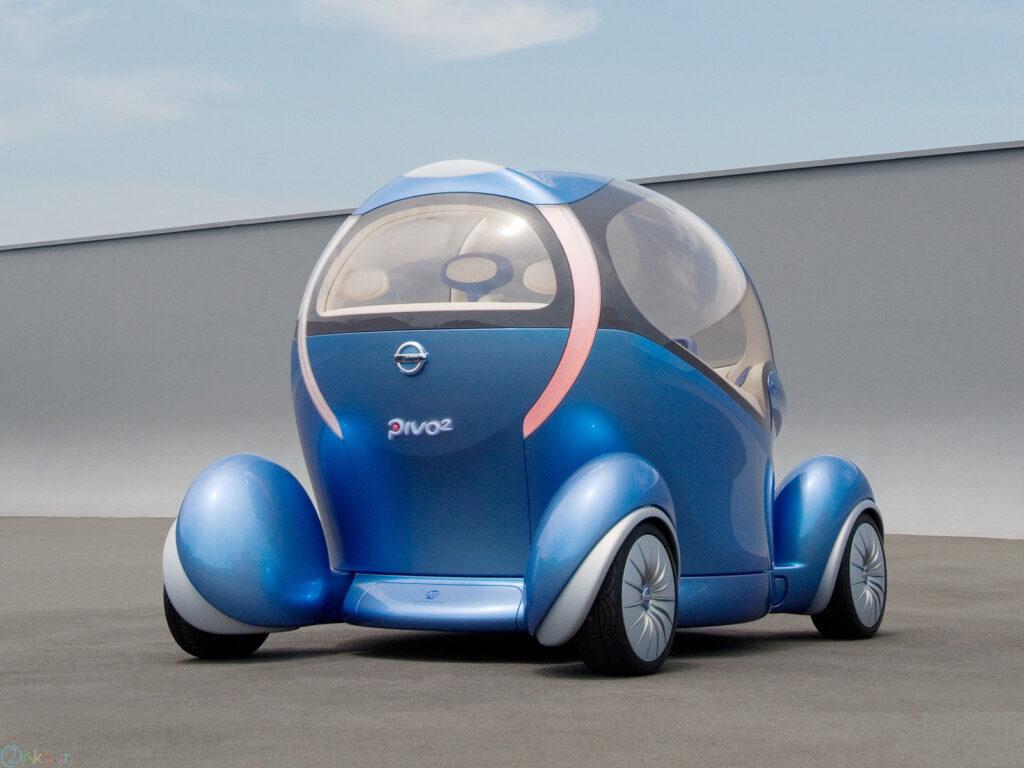 تصویر Nissan Pivo 2
